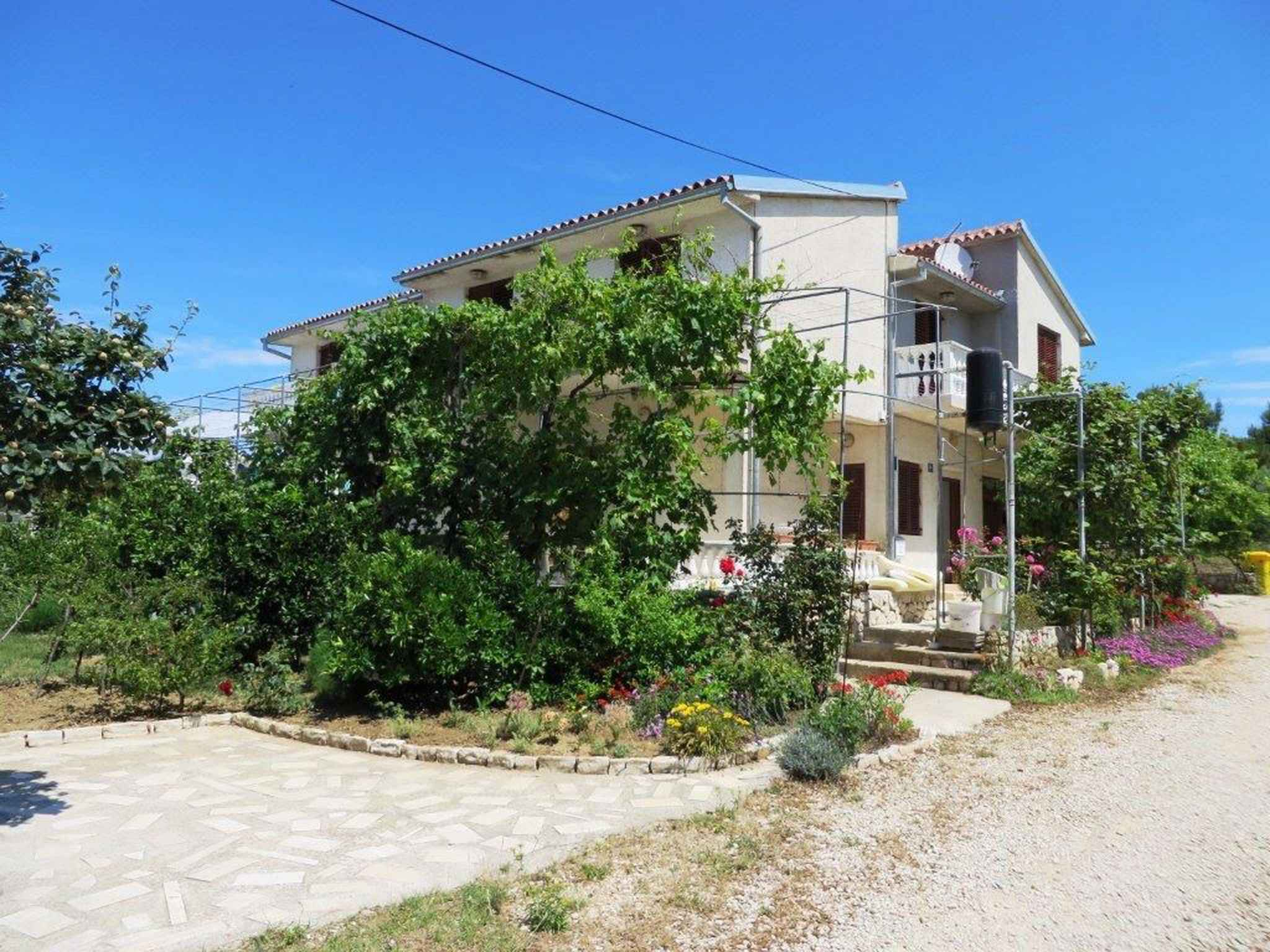 Ferienhaus samo 80 metara od Jadranskog mora (325274), Vrsi, , Dalmatien, Kroatien, Bild 1