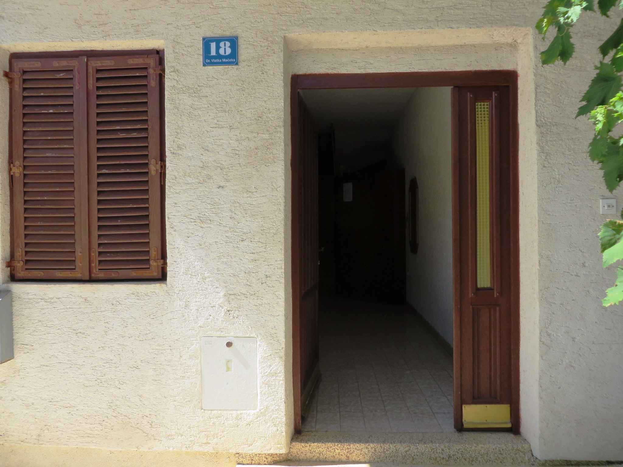 Ferienhaus samo 80 metara od Jadranskog mora (325274), Vrsi, , Dalmatien, Kroatien, Bild 3