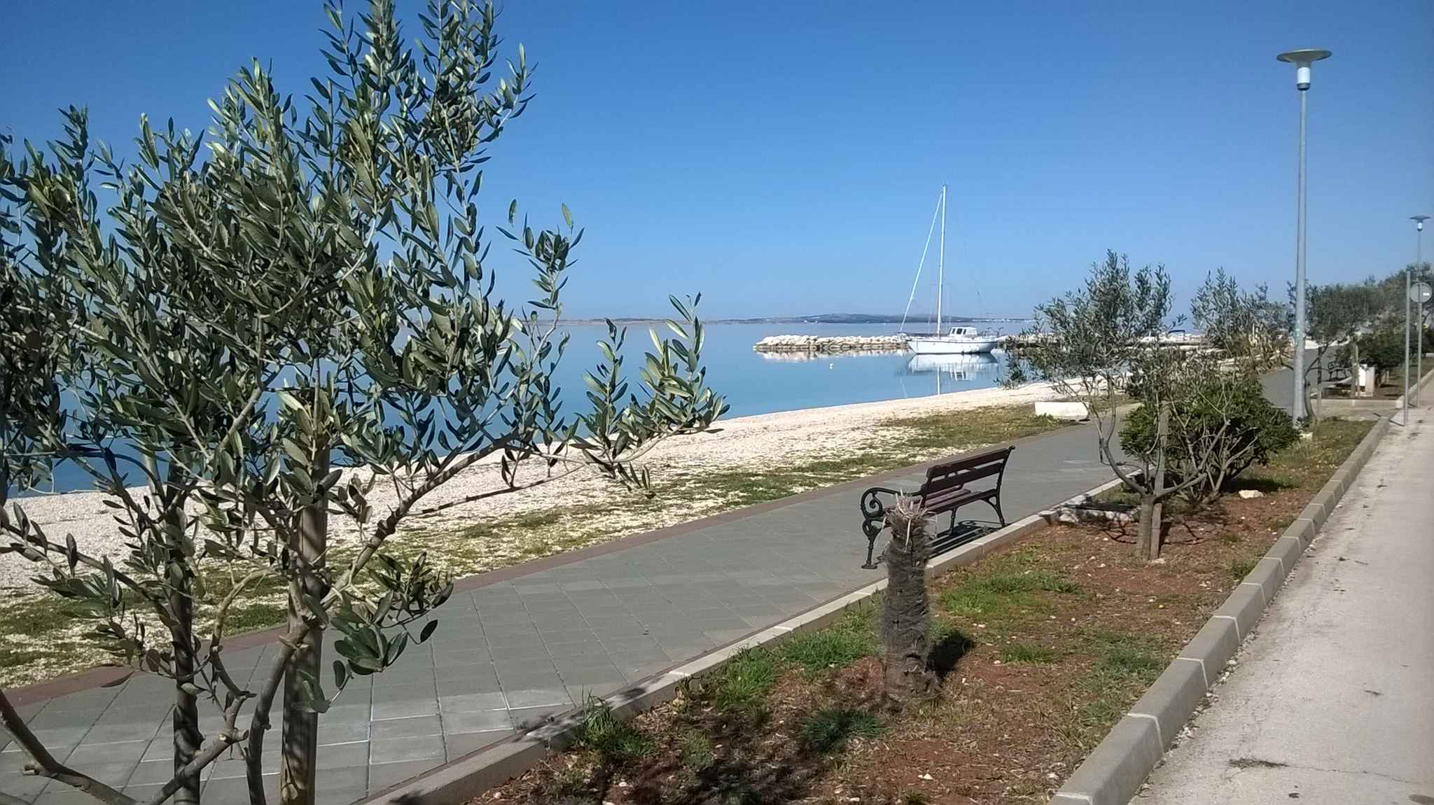 Ferienhaus samo 80 metara od Jadranskog mora (325274), Vrsi, , Dalmatien, Kroatien, Bild 15