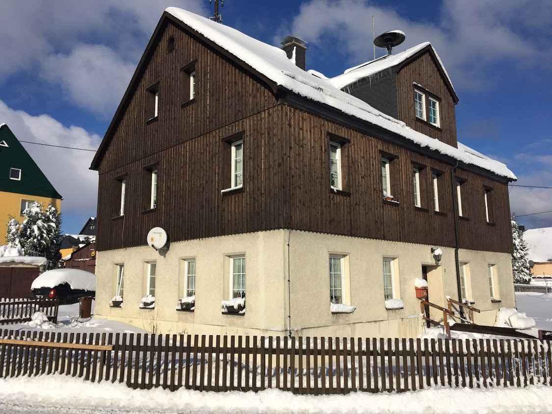 Ferienwohnung im Dachgeschoß mit Blick auf d  in Sachsen