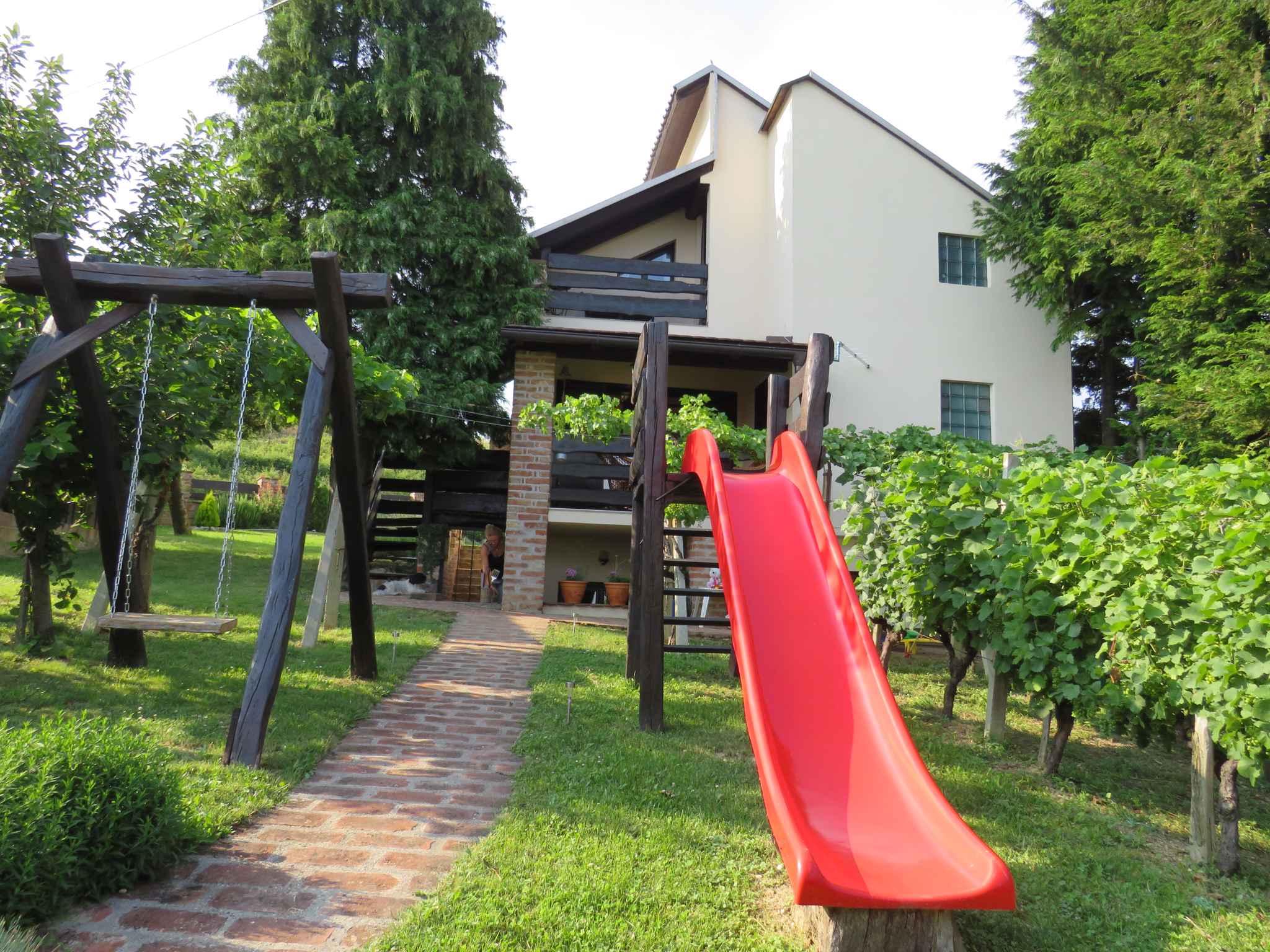 Ferienhaus mit Terrasse und Panoramablick auf die Natur (2579118), Orehovec, , Mittelkroatien, Kroatien, Bild 5