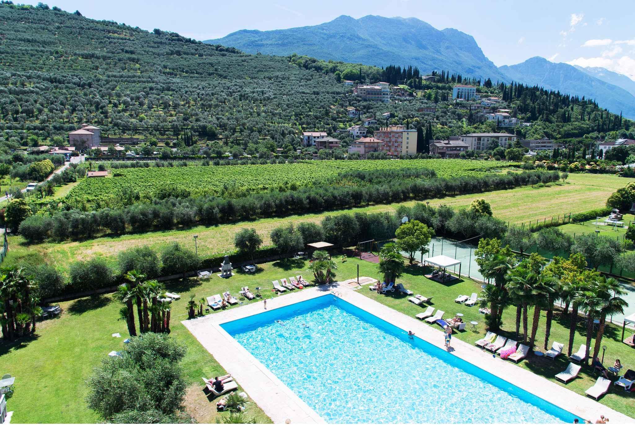 Ferienwohnung mit Wlan und Freibad   Riva del Garda