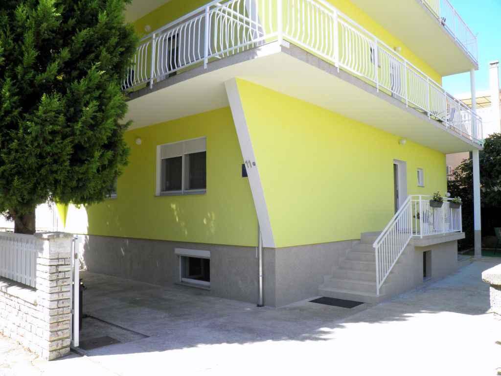 Ferienwohnung mit Klimaanlage und Balkon (278816), Vodice, , Dalmatien, Kroatien, Bild 2