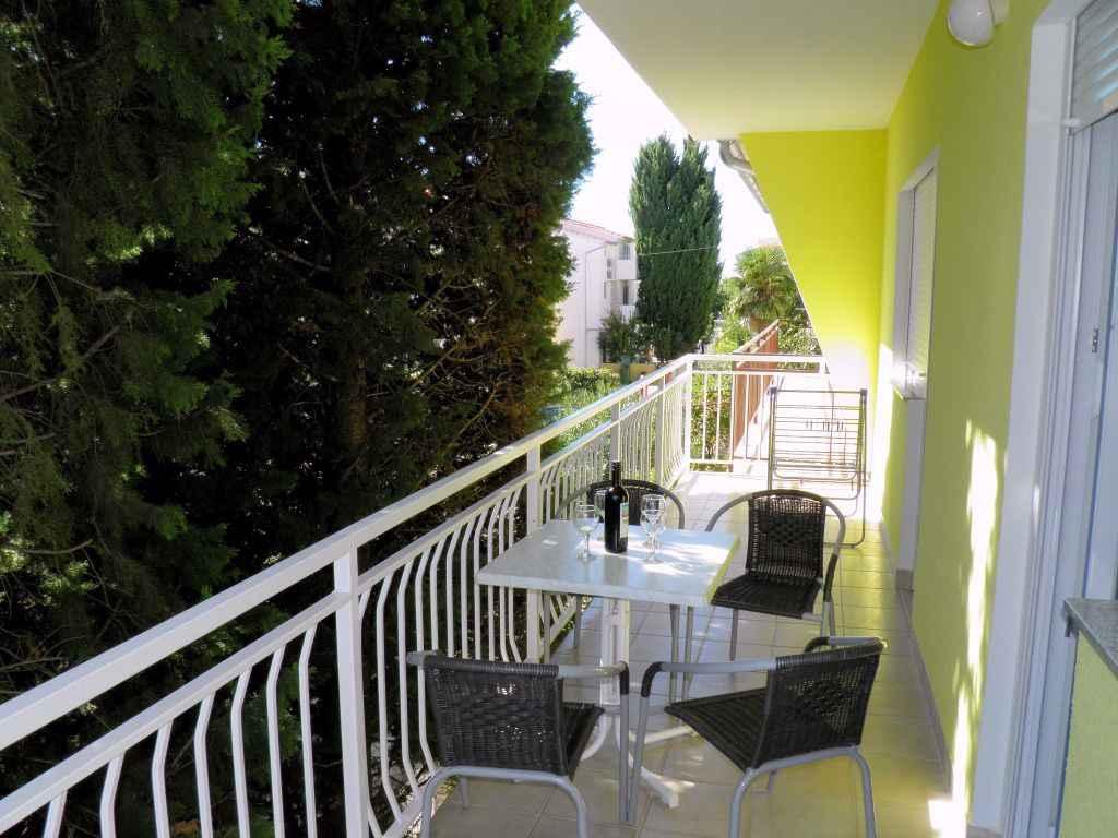 Ferienwohnung mit Klimaanlage und Balkon (278816), Vodice, , Dalmatien, Kroatien, Bild 4