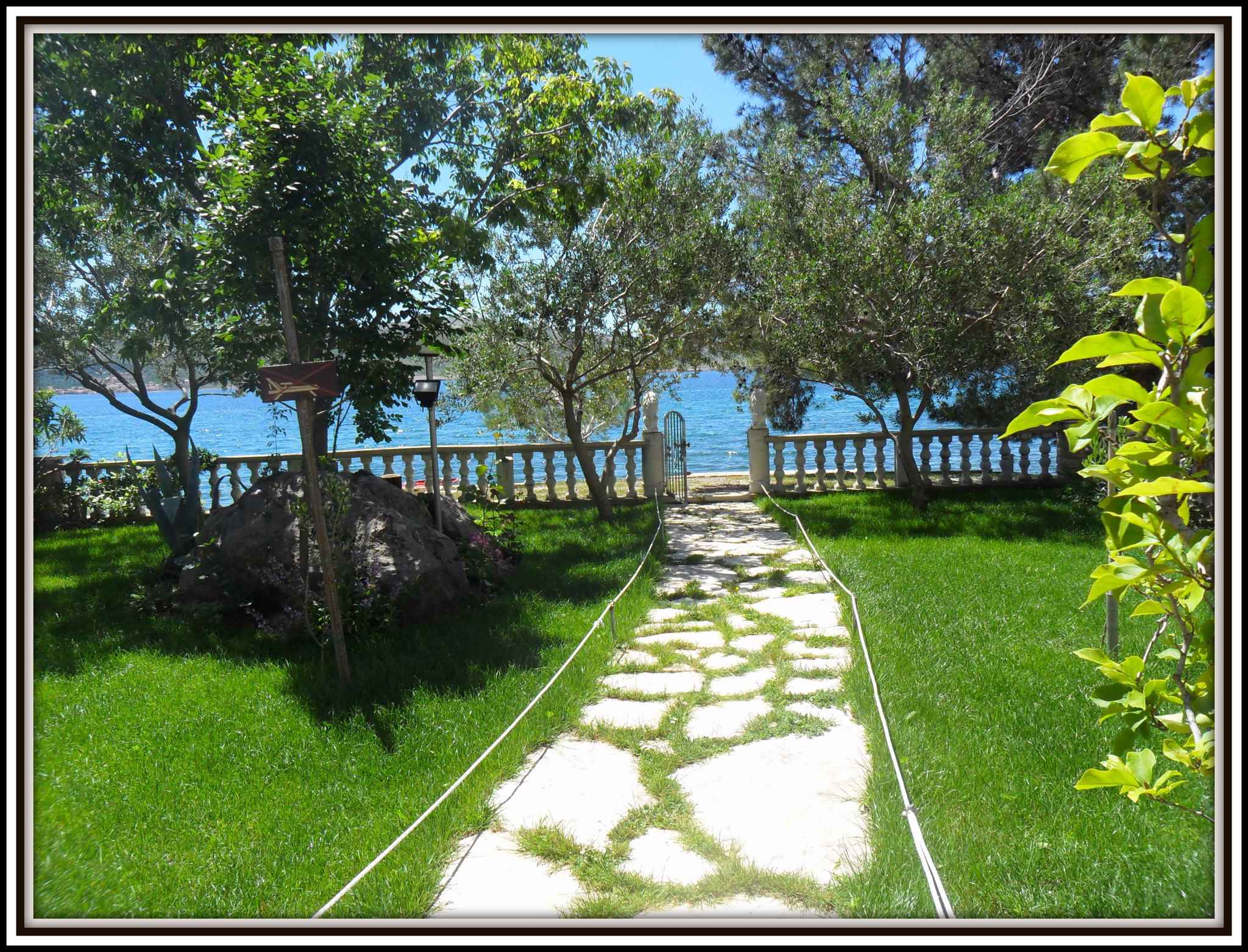 Ferienwohnung mit Panoramameerblick (287919), Starigrad Paklenica, , Dalmatien, Kroatien, Bild 14