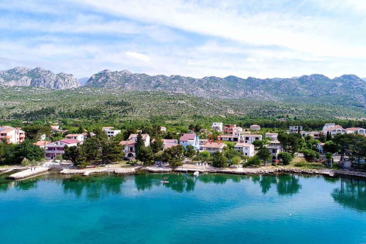 Ferienwohnung mit Panoramameerblick (287919), Starigrad Paklenica, , Dalmatien, Kroatien, Bild 4