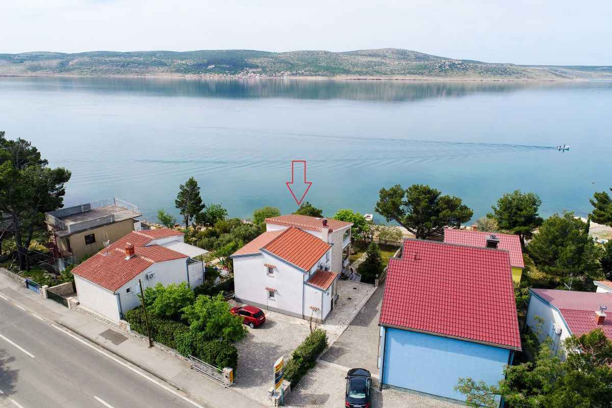 Ferienwohnung mit Panoramameerblick (287919), Starigrad Paklenica, , Dalmatien, Kroatien, Bild 6