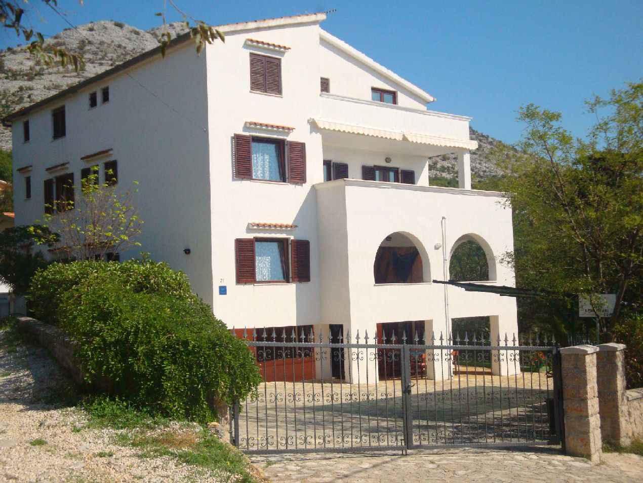 Ferienwohnung Studio unweit vom Strand (287942), Starigrad Paklenica, , Dalmatien, Kroatien, Bild 1