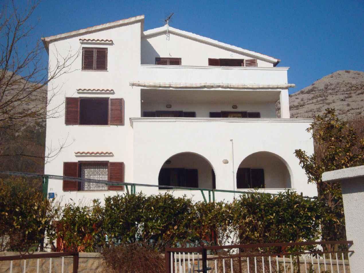 Ferienwohnung Studio unweit vom Strand (287942), Starigrad Paklenica, , Dalmatien, Kroatien, Bild 2
