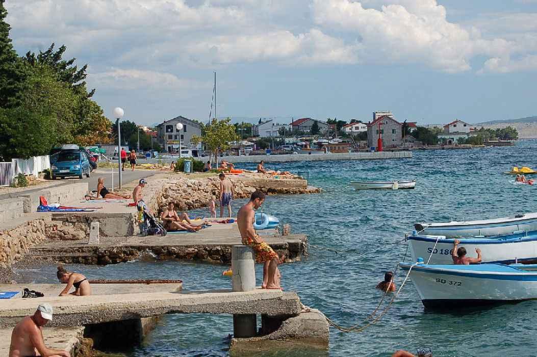 Ferienwohnung Studio unweit vom Strand (287942), Starigrad Paklenica, , Dalmatien, Kroatien, Bild 13