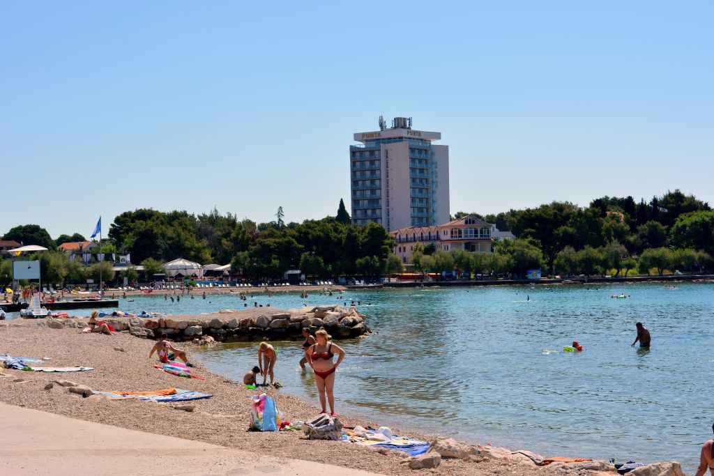 Ferienwohnung mit Klimaanlage und Balkon (278866), Vodice, , Dalmatien, Kroatien, Bild 8