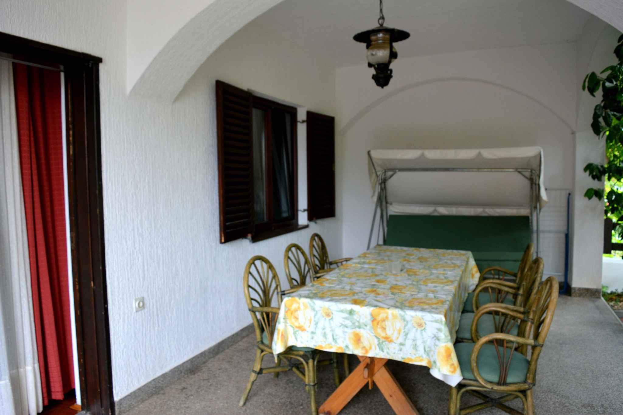 Appartement de vacances mit Terrasse (278776), Vodice, , Dalmatie, Croatie, image 6