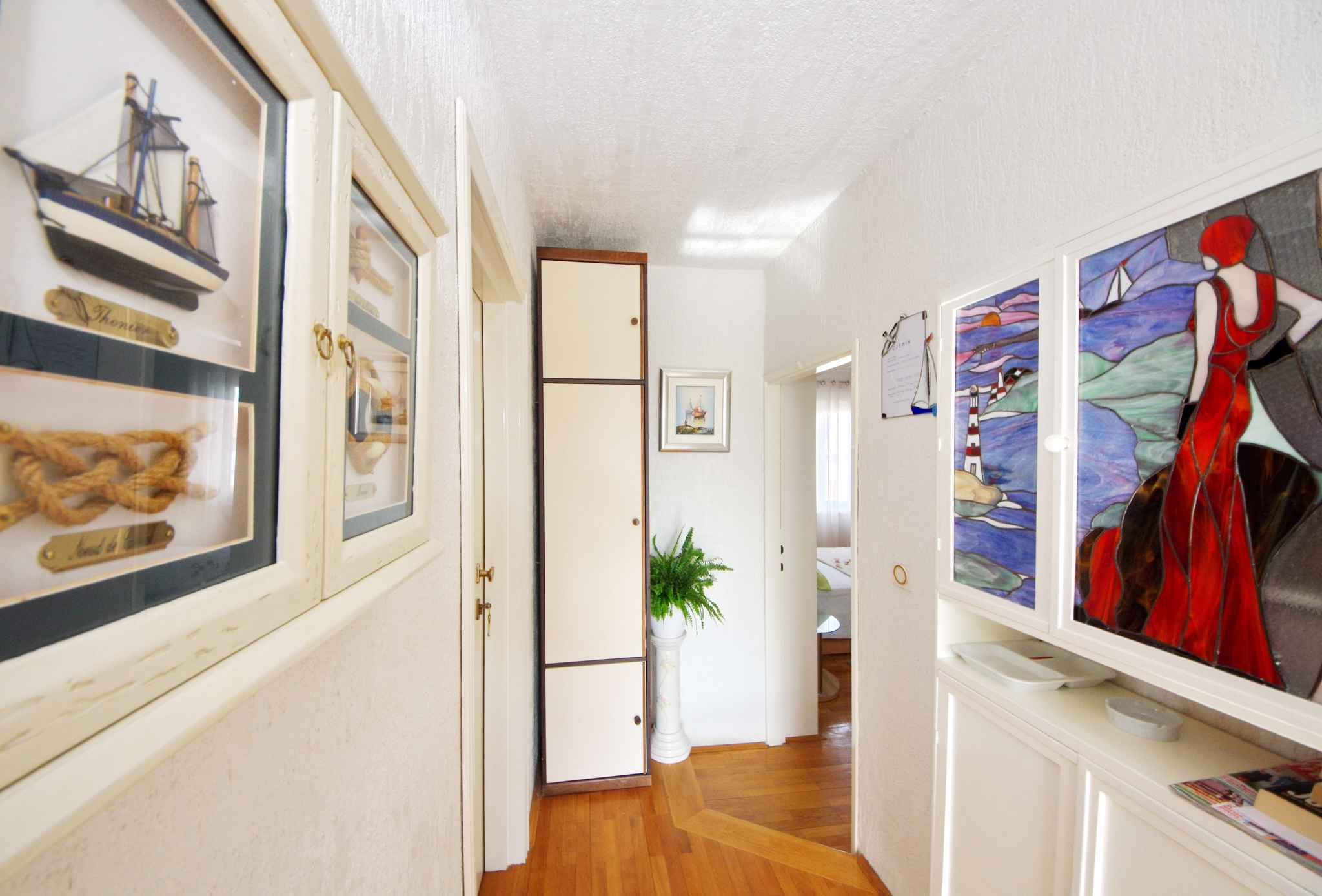 Ferienwohnung Studio mit Klimaanlage (278945), Vrsi, , Dalmatien, Kroatien, Bild 8