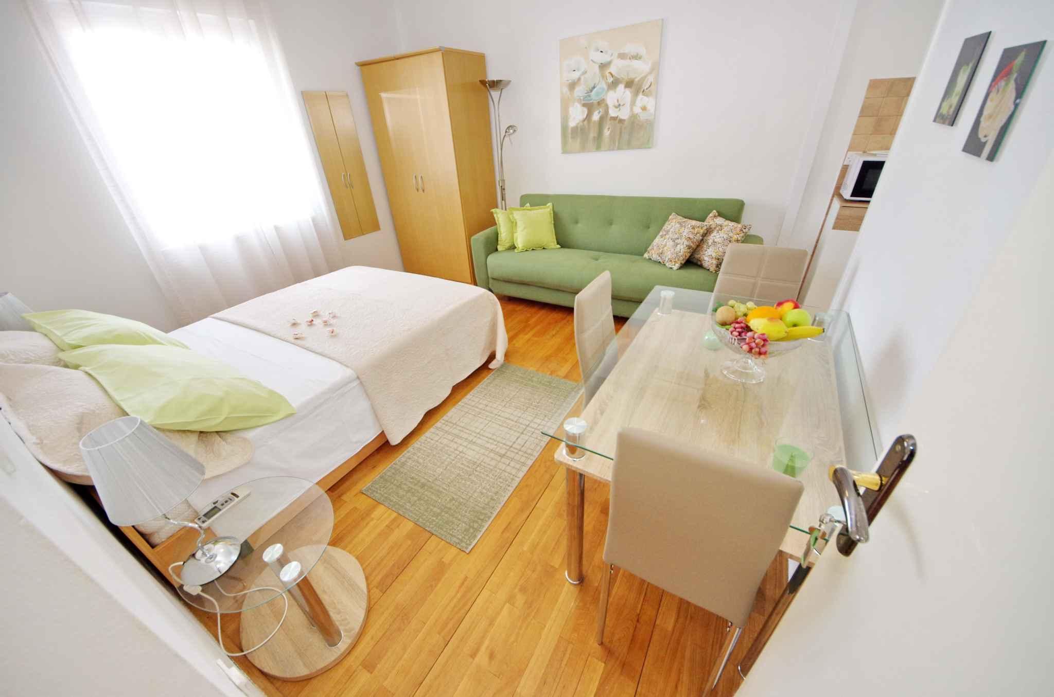 Ferienwohnung Studio mit Klimaanlage (278945), Vrsi, , Dalmatien, Kroatien, Bild 20