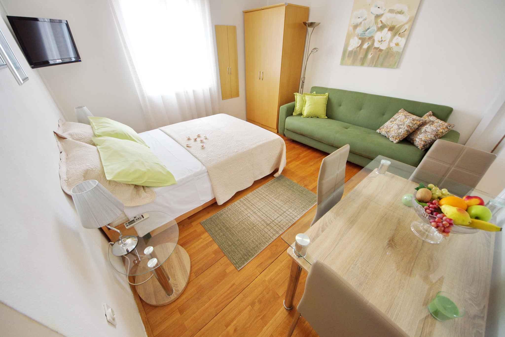 Ferienwohnung Studio mit Klimaanlage (278945), Vrsi, , Dalmatien, Kroatien, Bild 23