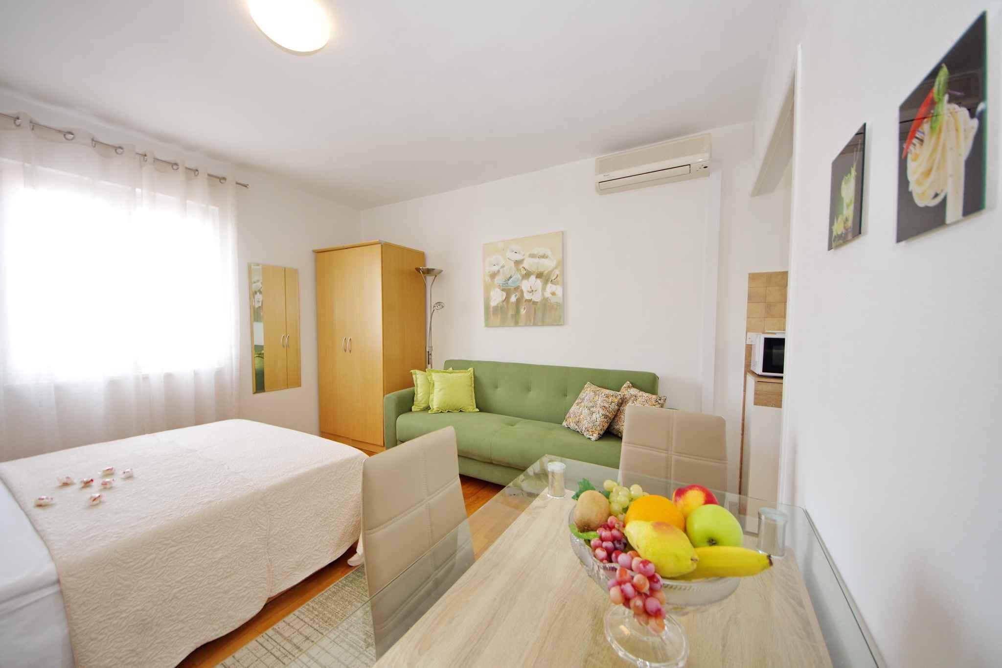 Ferienwohnung Studio mit Klimaanlage (278945), Vrsi, , Dalmatien, Kroatien, Bild 24