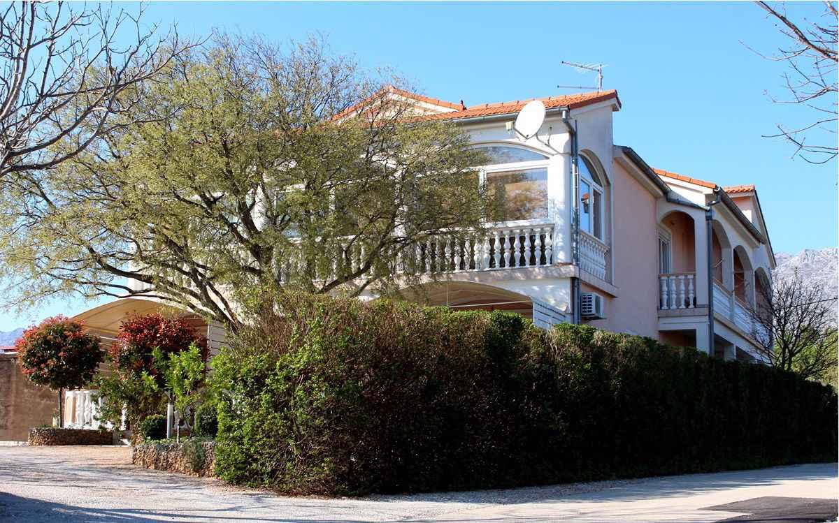 Ferienwohnung mit SAT-TV und Klimaanlage (287923), Starigrad Paklenica, , Dalmatien, Kroatien, Bild 2