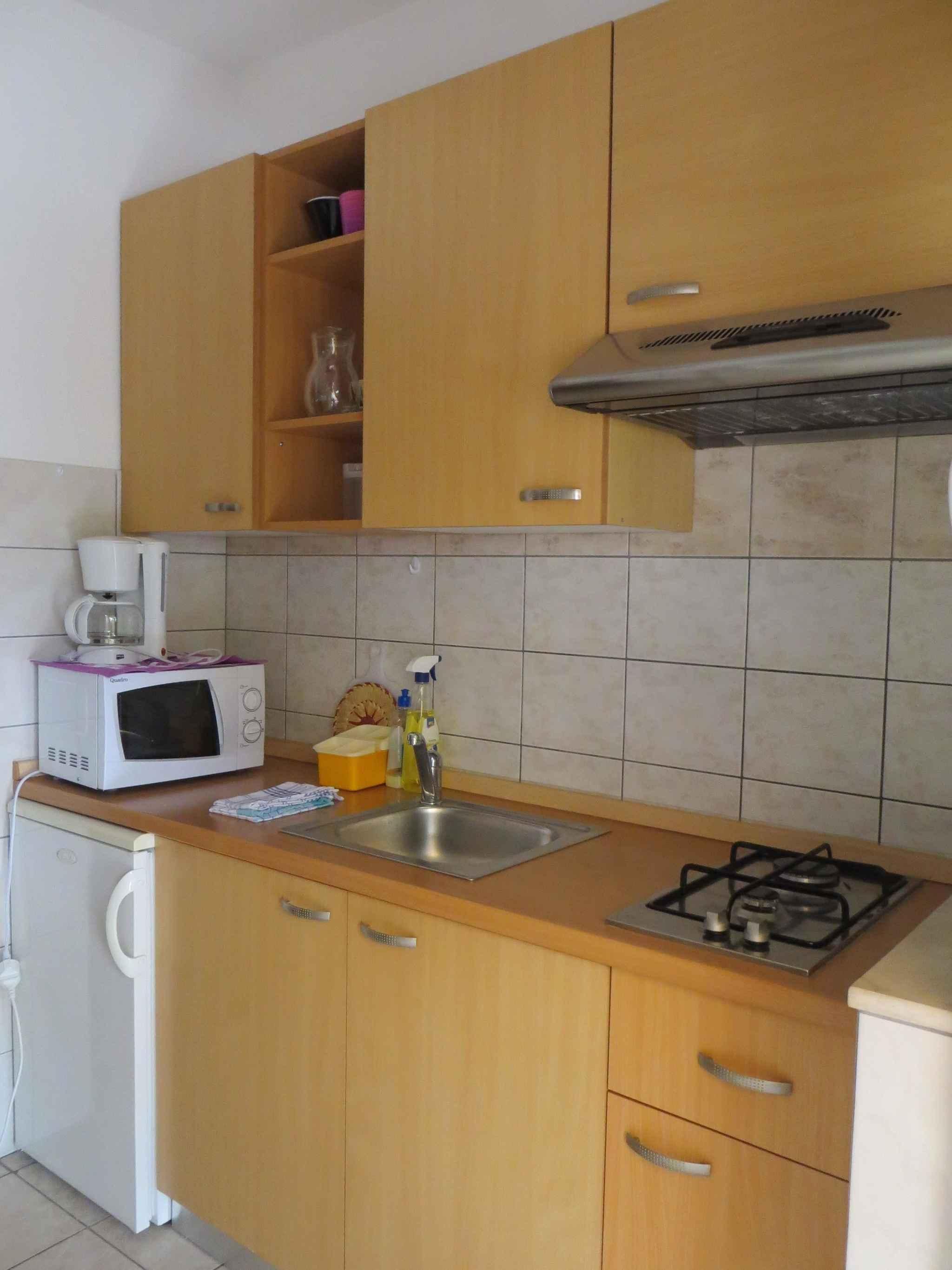 Ferienwohnung mit SAT-TV und Klimaanlage (287923), Starigrad Paklenica, , Dalmatien, Kroatien, Bild 10