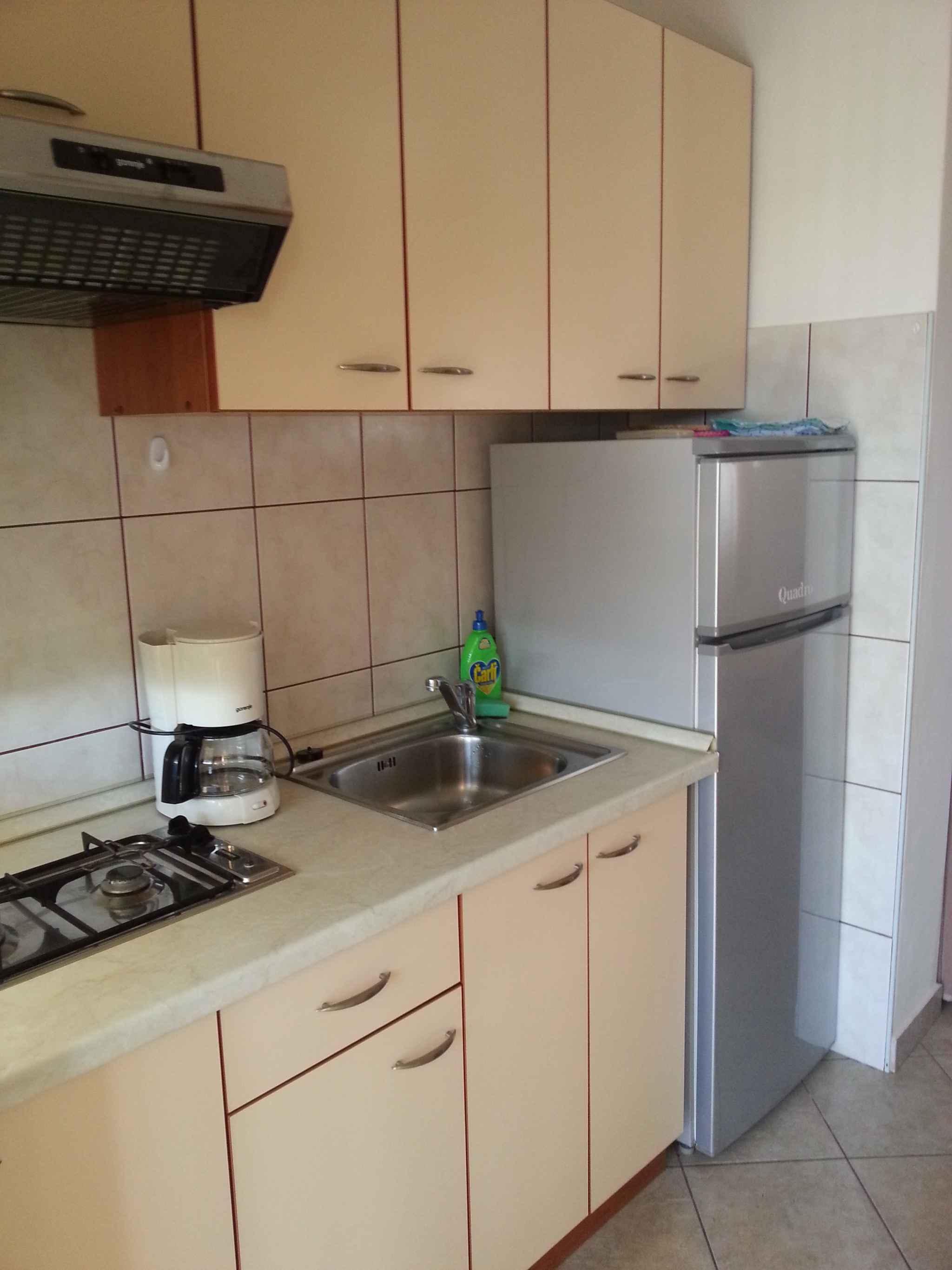 Ferienwohnung mit SAT-TV und Klimaanlage (287923), Starigrad Paklenica, , Dalmatien, Kroatien, Bild 11
