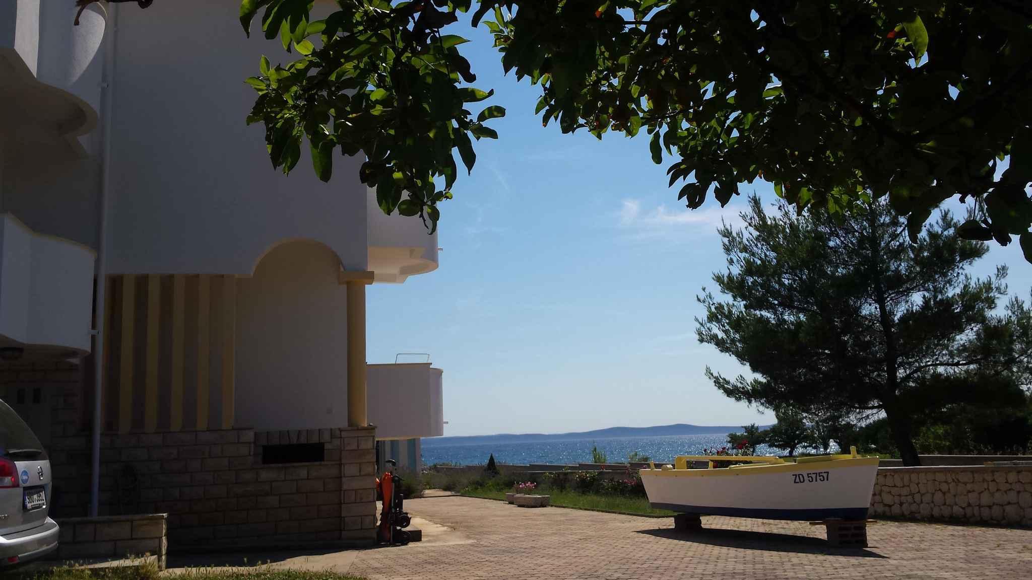 Ferienwohnung nur 30 m zur Adria (279044), Privlaka, , Dalmatien, Kroatien, Bild 2