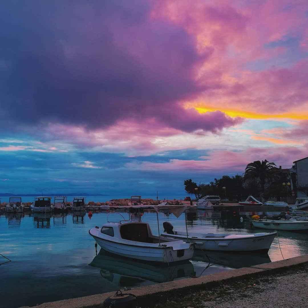 Ferienwohnung in Adrianähe mit Meerblick (278894), Zadar, , Dalmatien, Kroatien, Bild 18