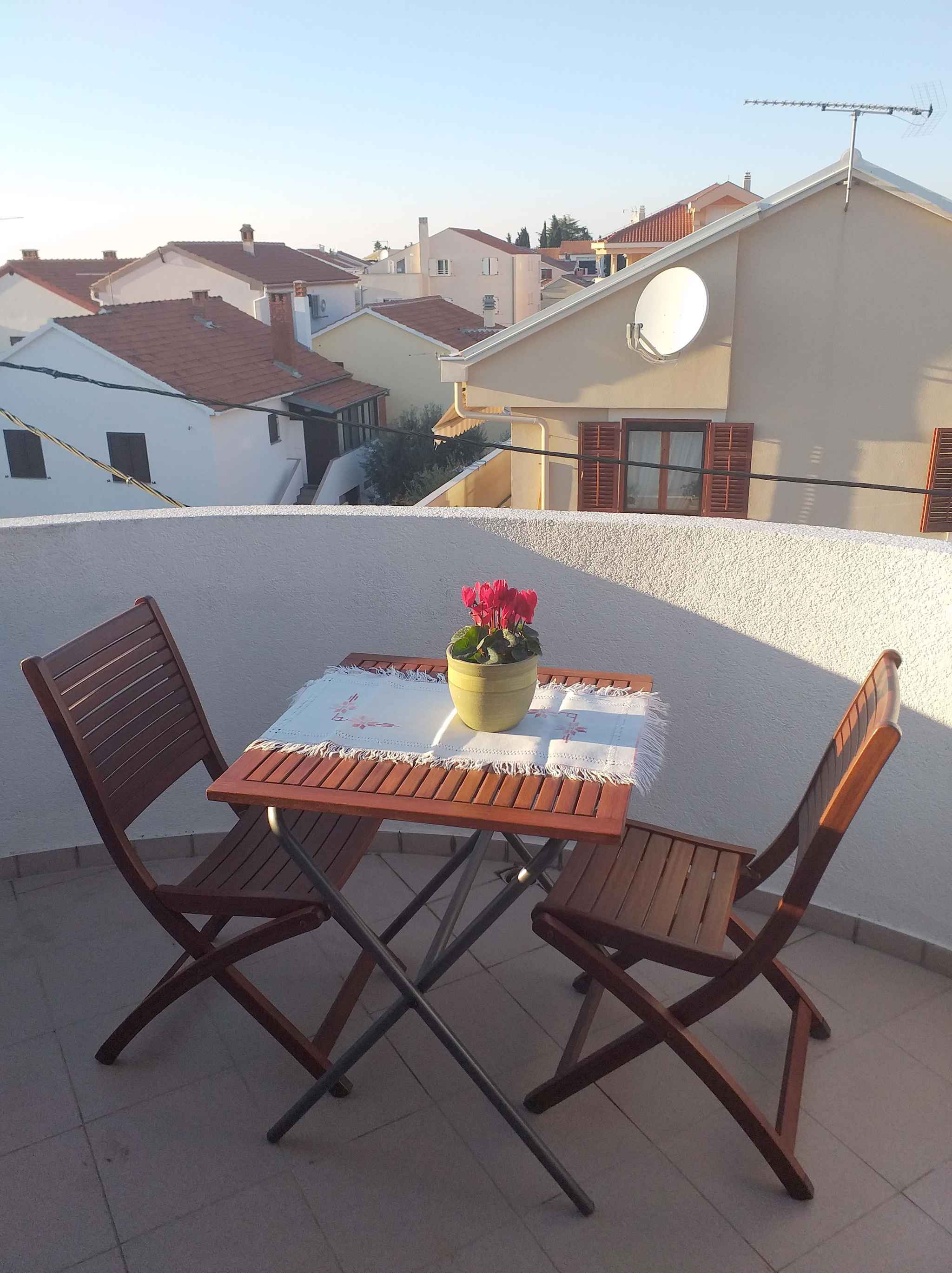 Ferienwohnung in Adrianähe mit Klimaanlage (278893), Zadar, , Dalmatien, Kroatien, Bild 10