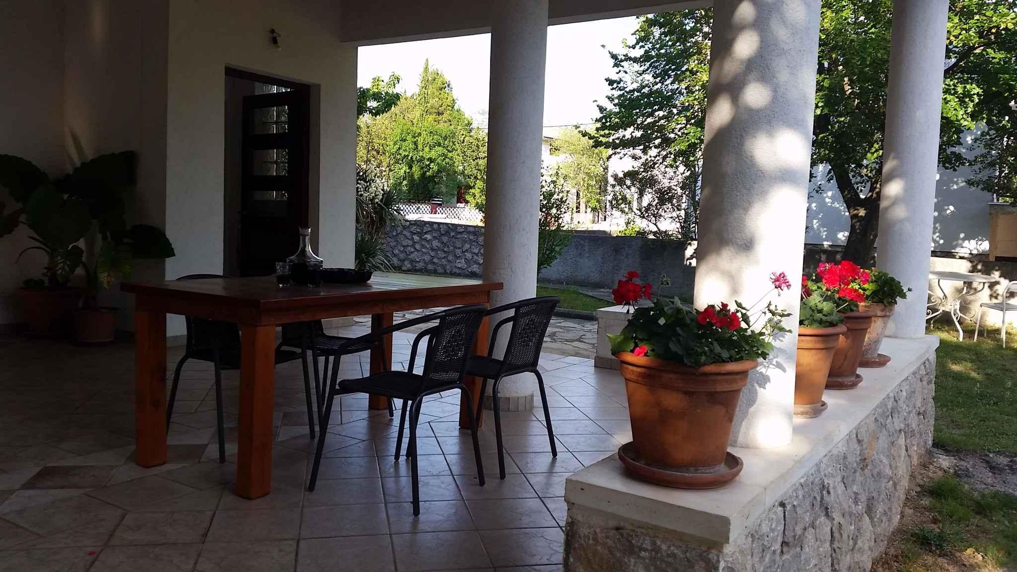 Ferienwohnung Studio mit Grillkamin (287928), Starigrad Paklenica, , Dalmatien, Kroatien, Bild 8