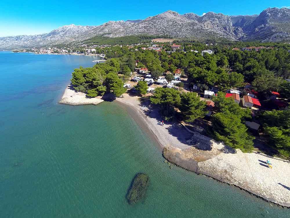 Ferienwohnung Studio mit Grillkamin (287928), Starigrad Paklenica, , Dalmatien, Kroatien, Bild 13