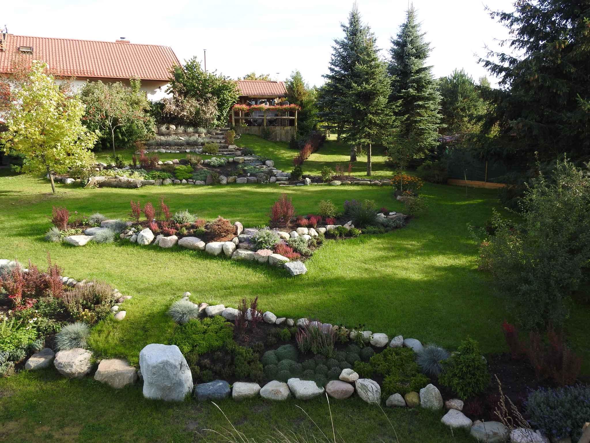 Ferienhaus in ruhiger und entspannender Lage, mit  Ferienhaus in Polen