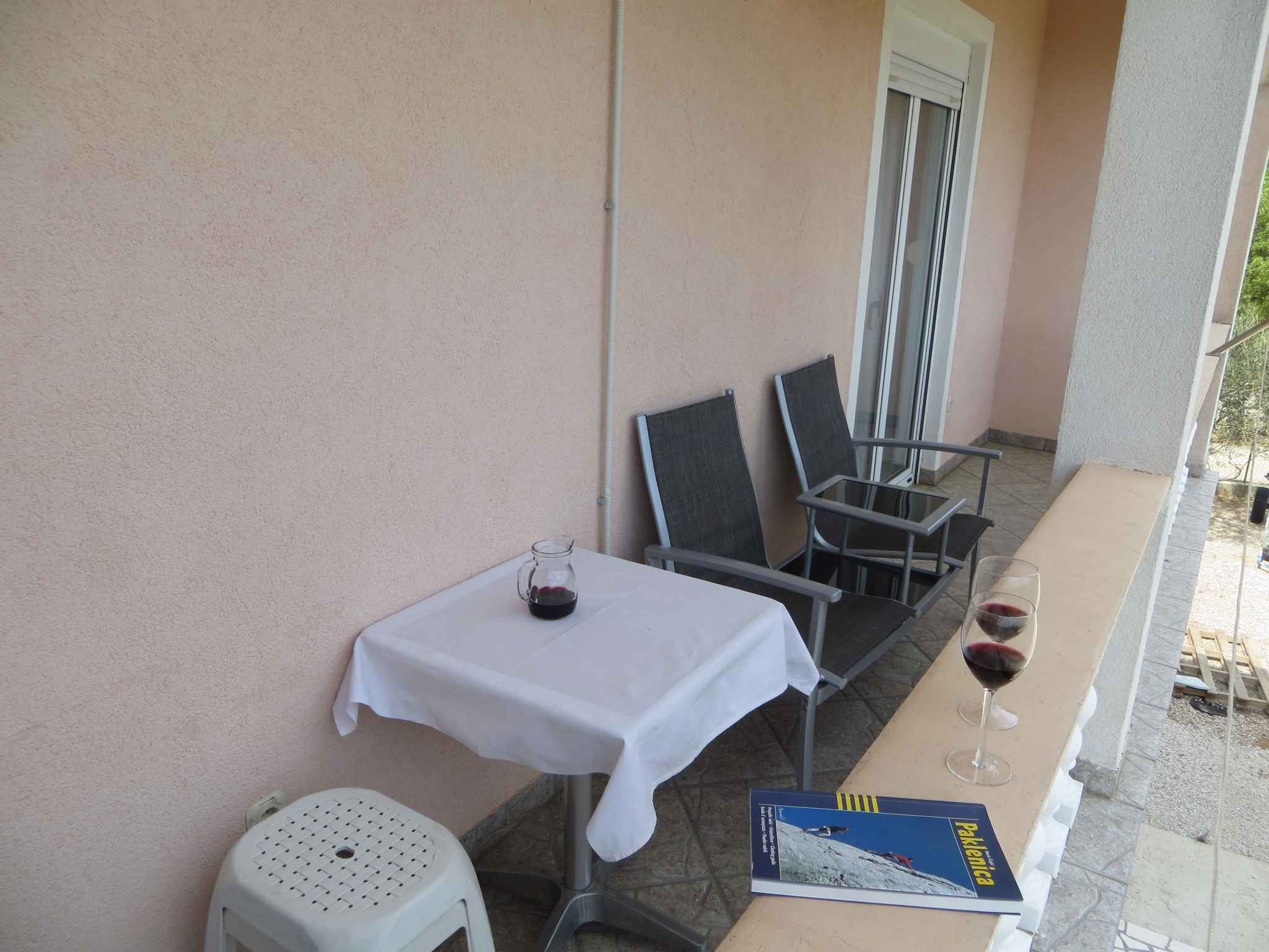 Ferienwohnung mit Klimaanlage nur 300 m zur Adria (287926), Starigrad Paklenica, , Dalmatien, Kroatien, Bild 6