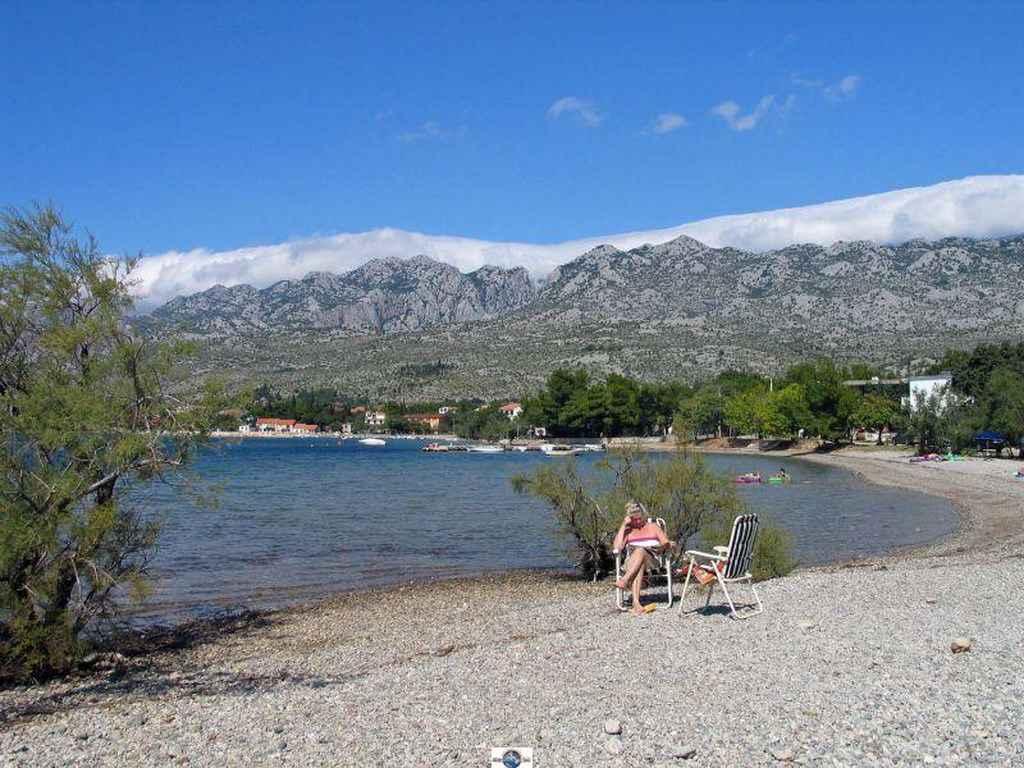 Ferienwohnung mit SAT-TV und Klimaanlage (287927), Starigrad Paklenica, , Dalmatien, Kroatien, Bild 13