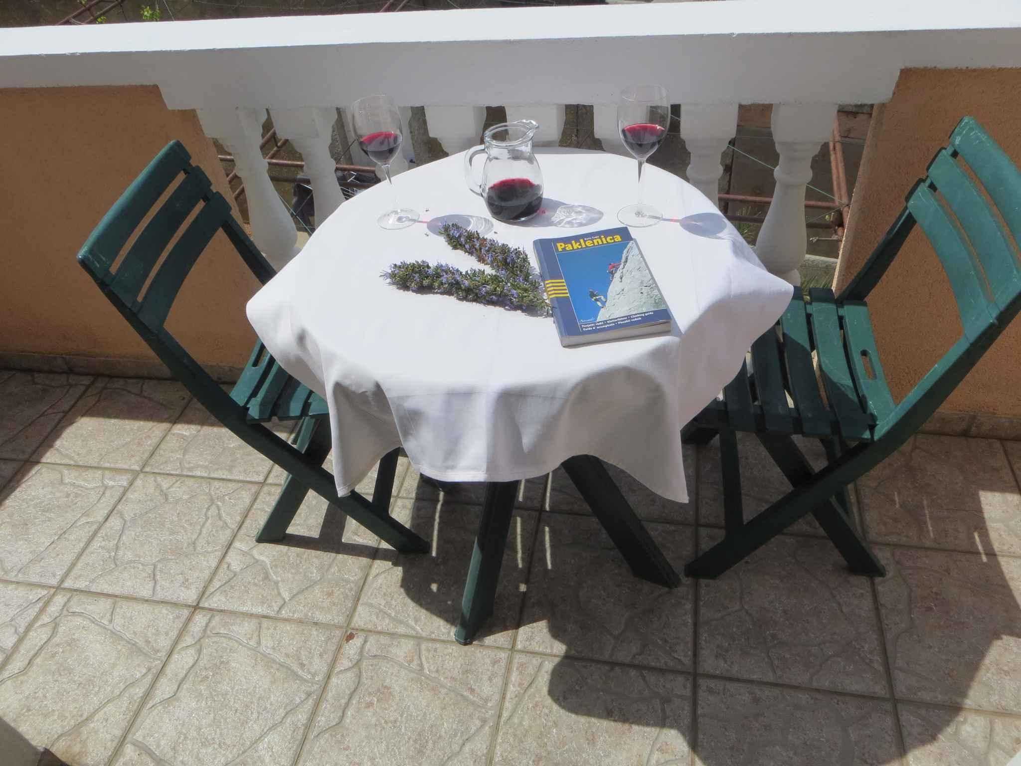 Ferienwohnung mit SAT-TV und Klimaanlage (287927), Starigrad Paklenica, , Dalmatien, Kroatien, Bild 6