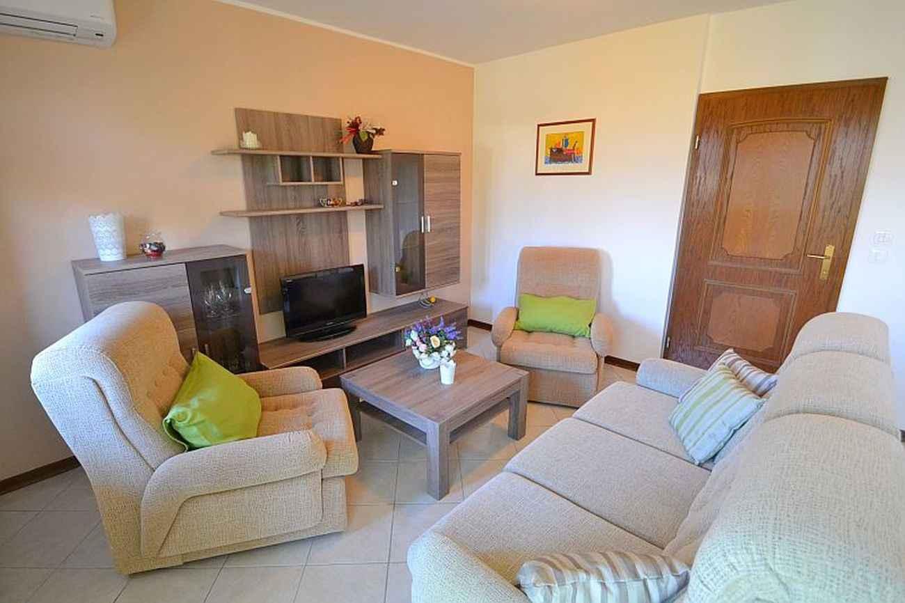 Ferienhaus für 6 Personen in Strandnähe (280255), Porec, , Istrien, Kroatien, Bild 11