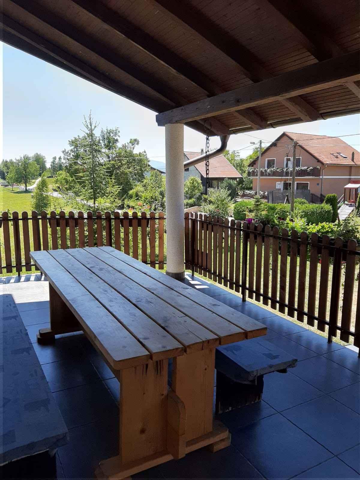 Ferienwohnung mit Terrasse (2685139), Rakovica, , Mittelkroatien, Kroatien, Bild 6