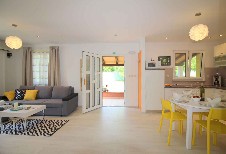 Ferienhaus Bungalow mit Swimmingpool und Klimaanlage (280266), Porec, , Istrien, Kroatien, Bild 16