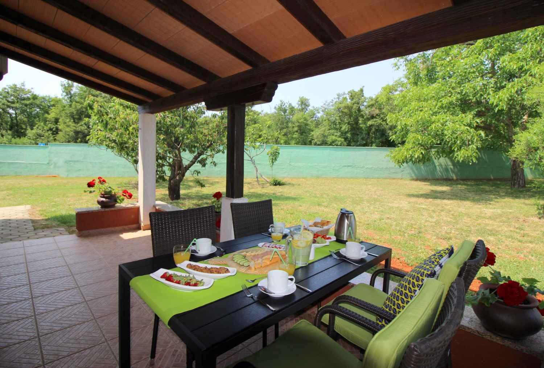Ferienhaus Bungalow mit Swimmingpool und Klimaanlage (280266), Porec, , Istrien, Kroatien, Bild 5