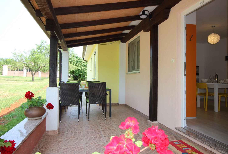 Ferienhaus Bungalow mit Swimmingpool und Klimaanlage (280266), Porec, , Istrien, Kroatien, Bild 6