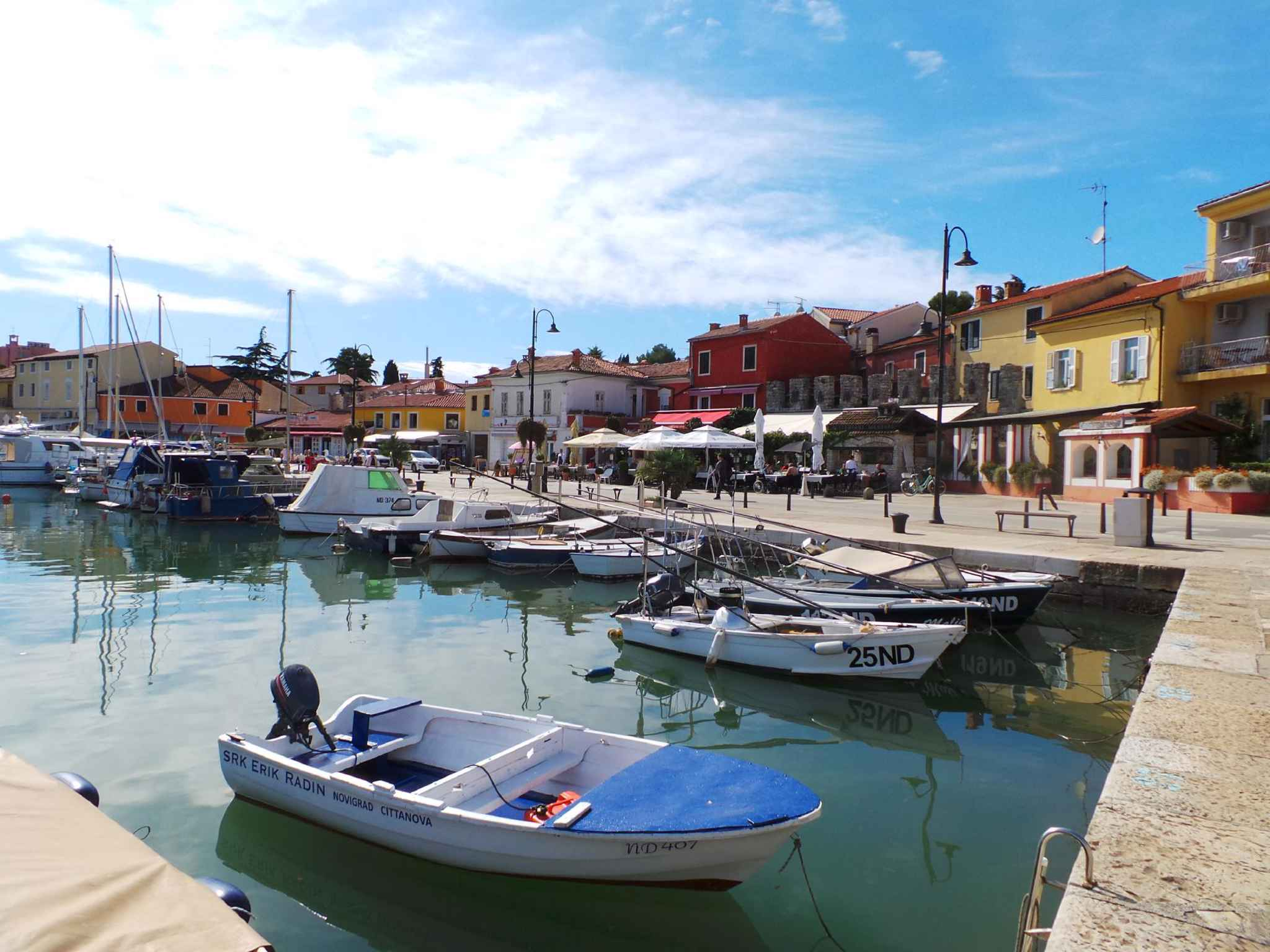 Ferienwohnung mit direktem Zugang zum Garten (279754), Fažana, , Istrien, Kroatien, Bild 16