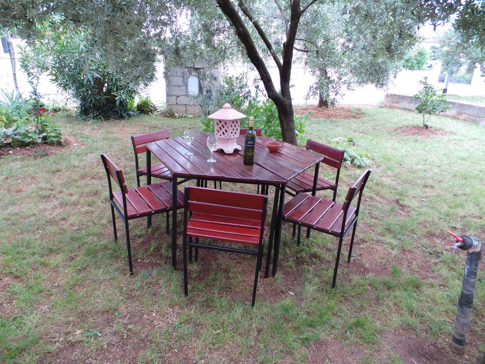 Ferienwohnung mit direktem Zugang zum Garten (279754), Fažana, , Istrien, Kroatien, Bild 5