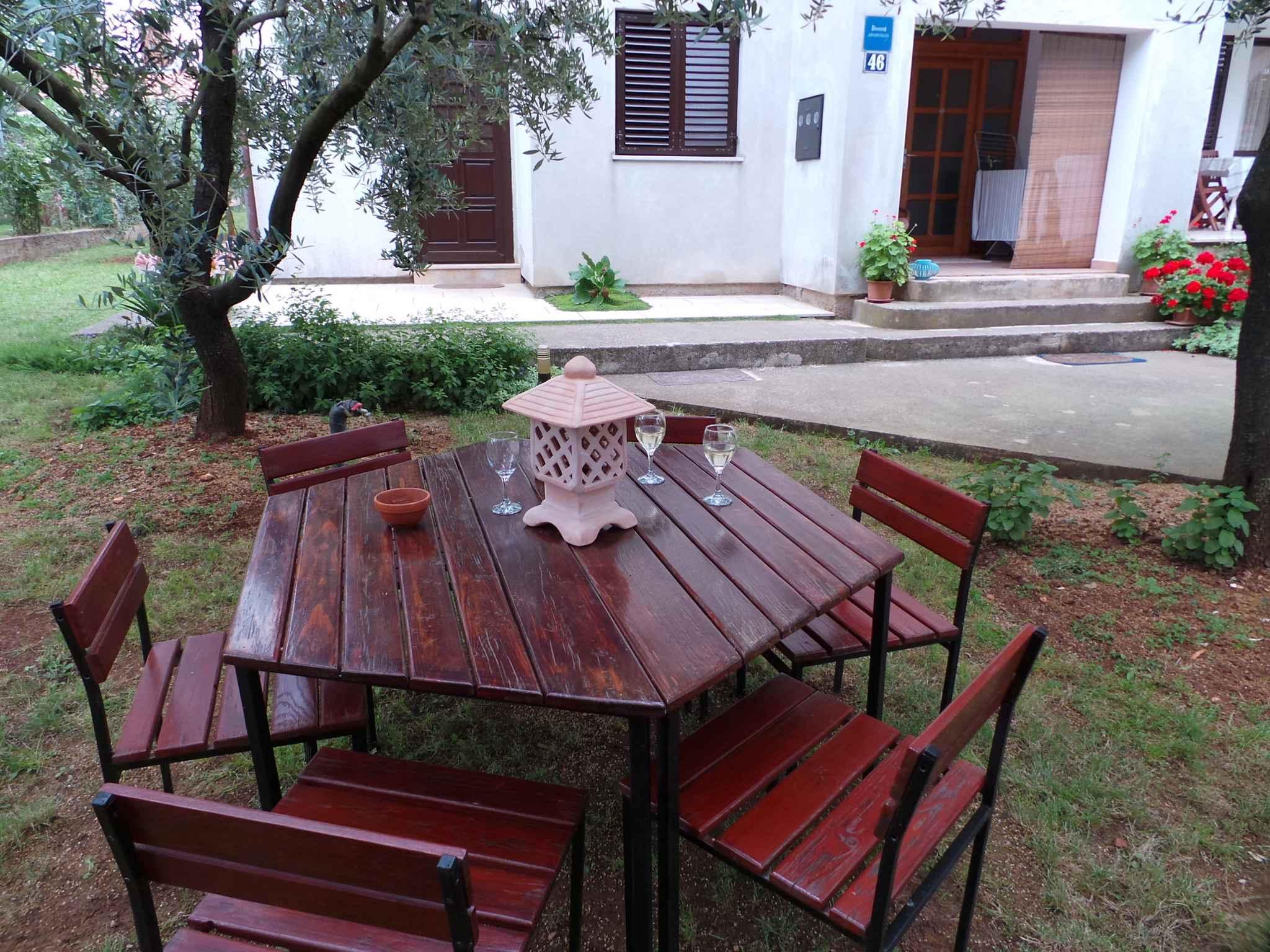 Ferienwohnung mit direktem Zugang zum Garten (279754), Fažana, , Istrien, Kroatien, Bild 6