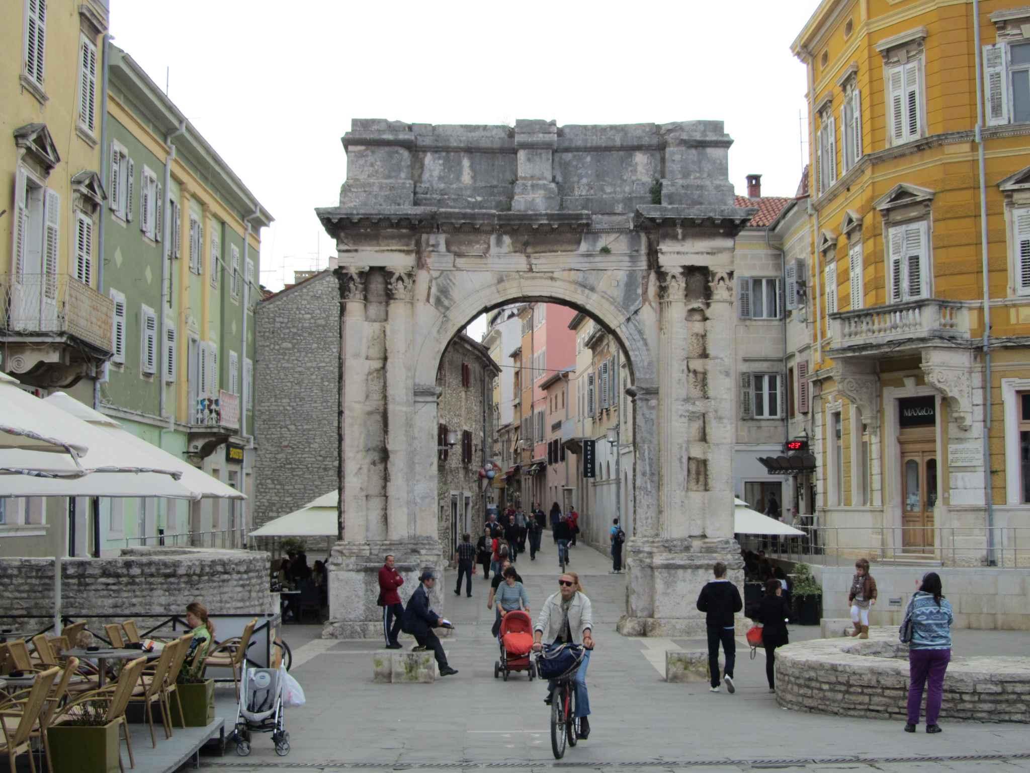 Ferienwohnung in ruhiger Lage (280677), Pula, , Istrien, Kroatien, Bild 11