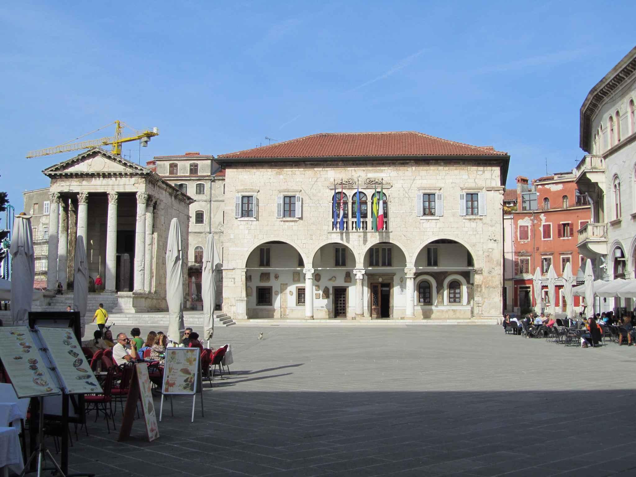 Ferienwohnung in ruhiger Lage (280677), Pula, , Istrien, Kroatien, Bild 13
