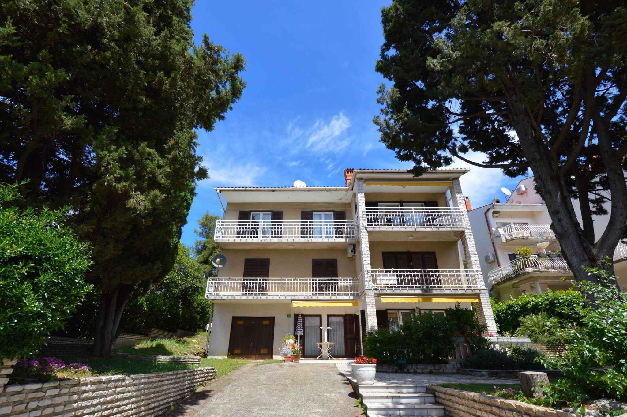 Ferienwohnung in ruhiger Lage (280677), Pula, , Istrien, Kroatien, Bild 1
