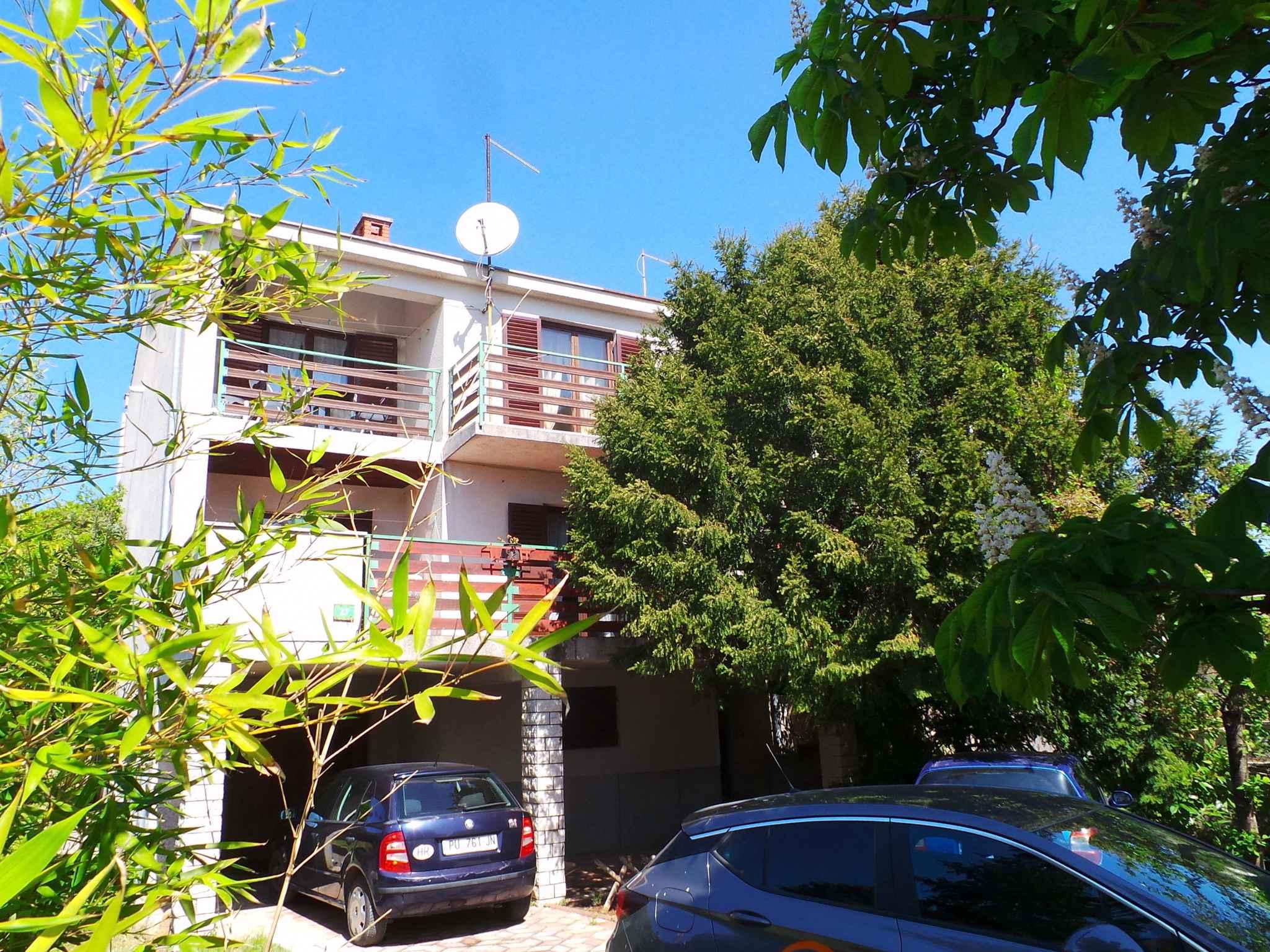 Ferienwohnung mit SAT-TV und Balkon (280821), Pula, , Istrien, Kroatien, Bild 4
