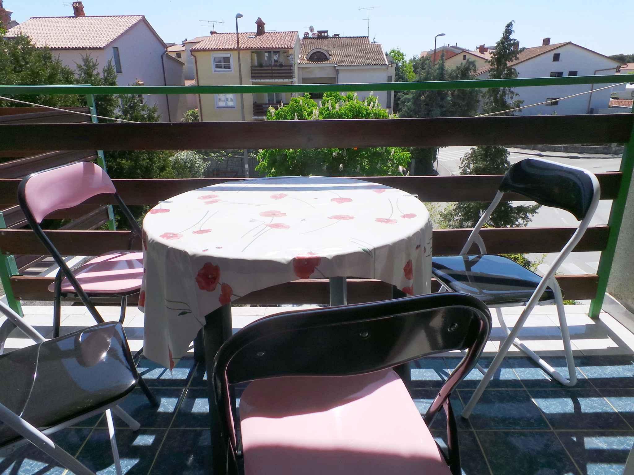 Ferienwohnung mit SAT-TV und Balkon (280821), Pula, , Istrien, Kroatien, Bild 6