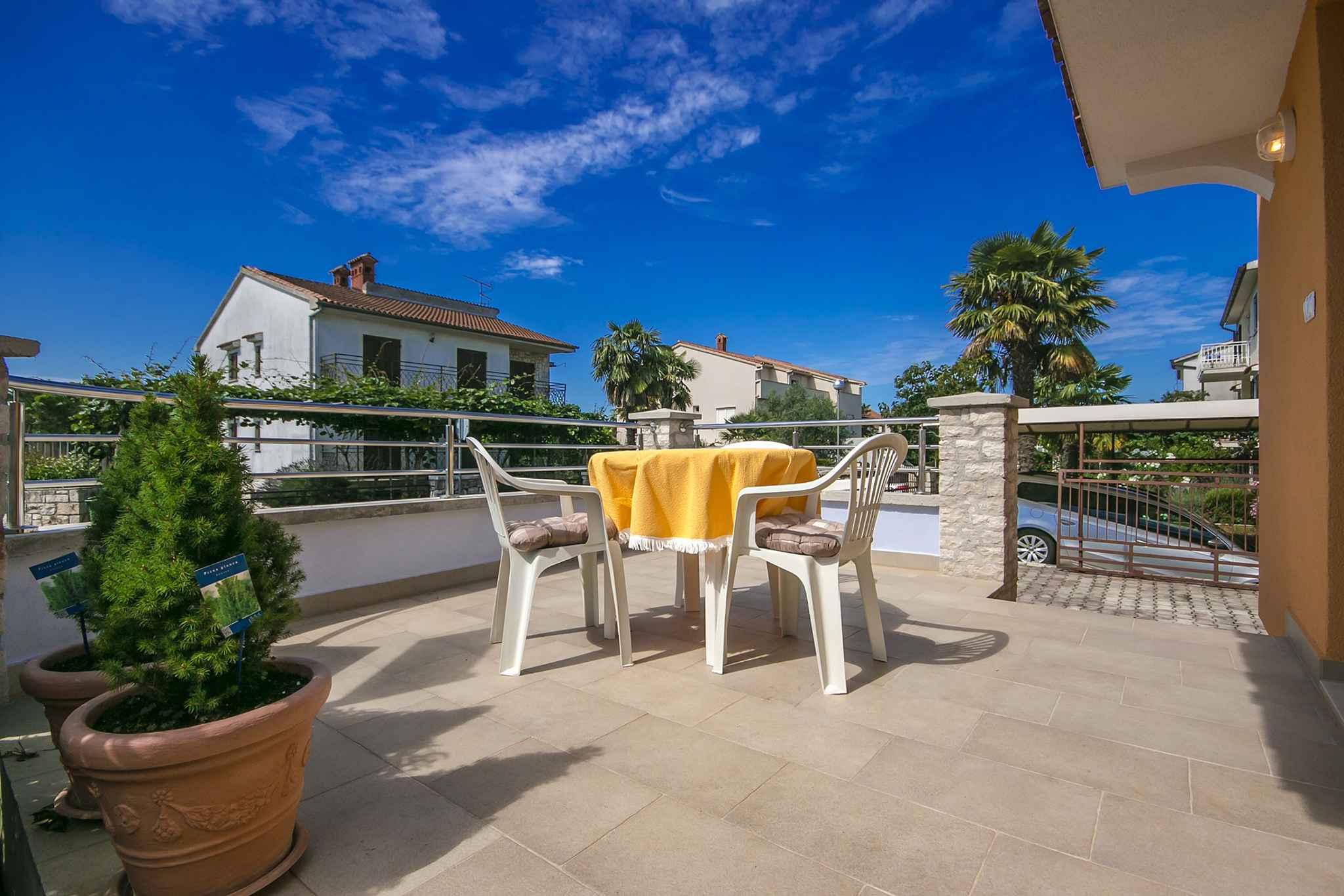 Ferienwohnung mit Garten und Parkplatz (280337), Porec, , Istrien, Kroatien, Bild 1