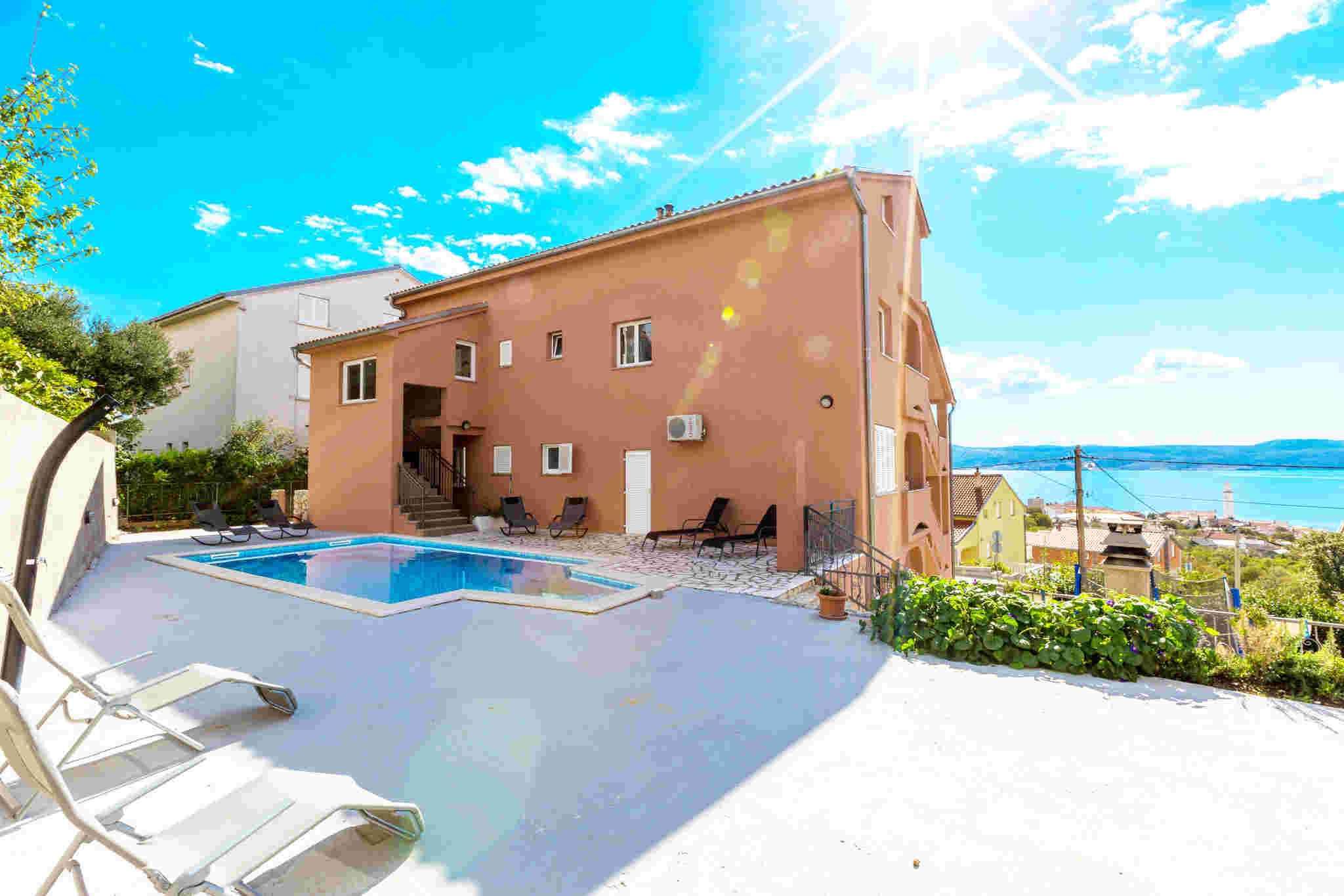 Ferienwohnung Ferienwohnung mit Pool  in Kroatien