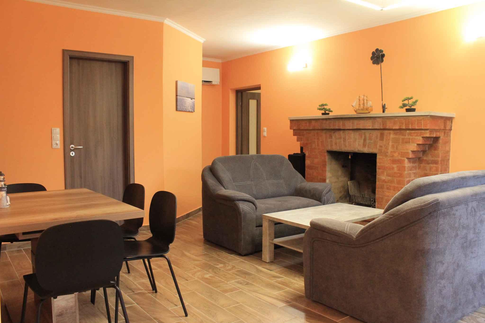 Ferienhaus Tisza Villa - märchenhafter Sommer