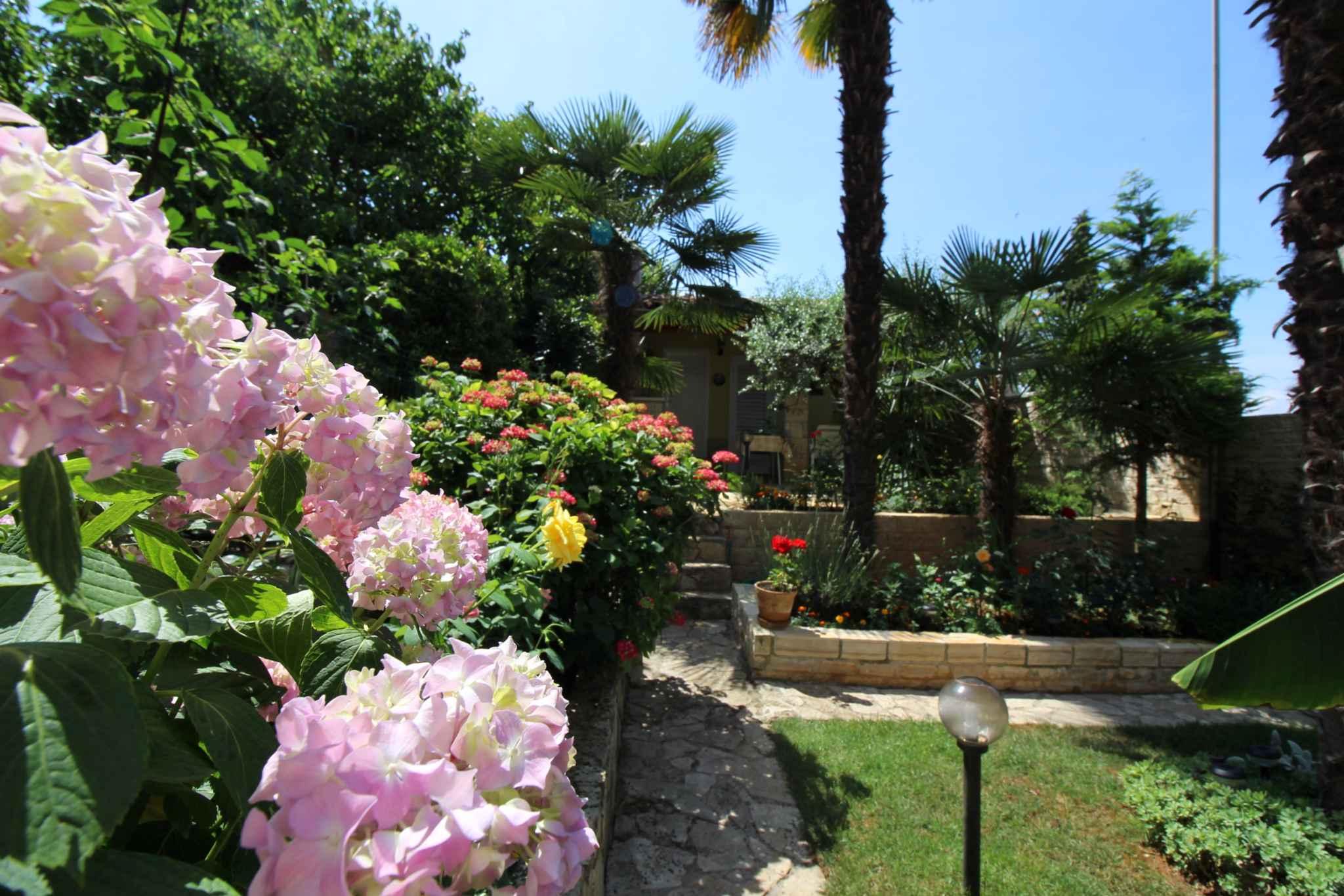 Ferienwohnung mit schöner Terrasse und Garten (280318), Porec, , Istrien, Kroatien, Bild 5