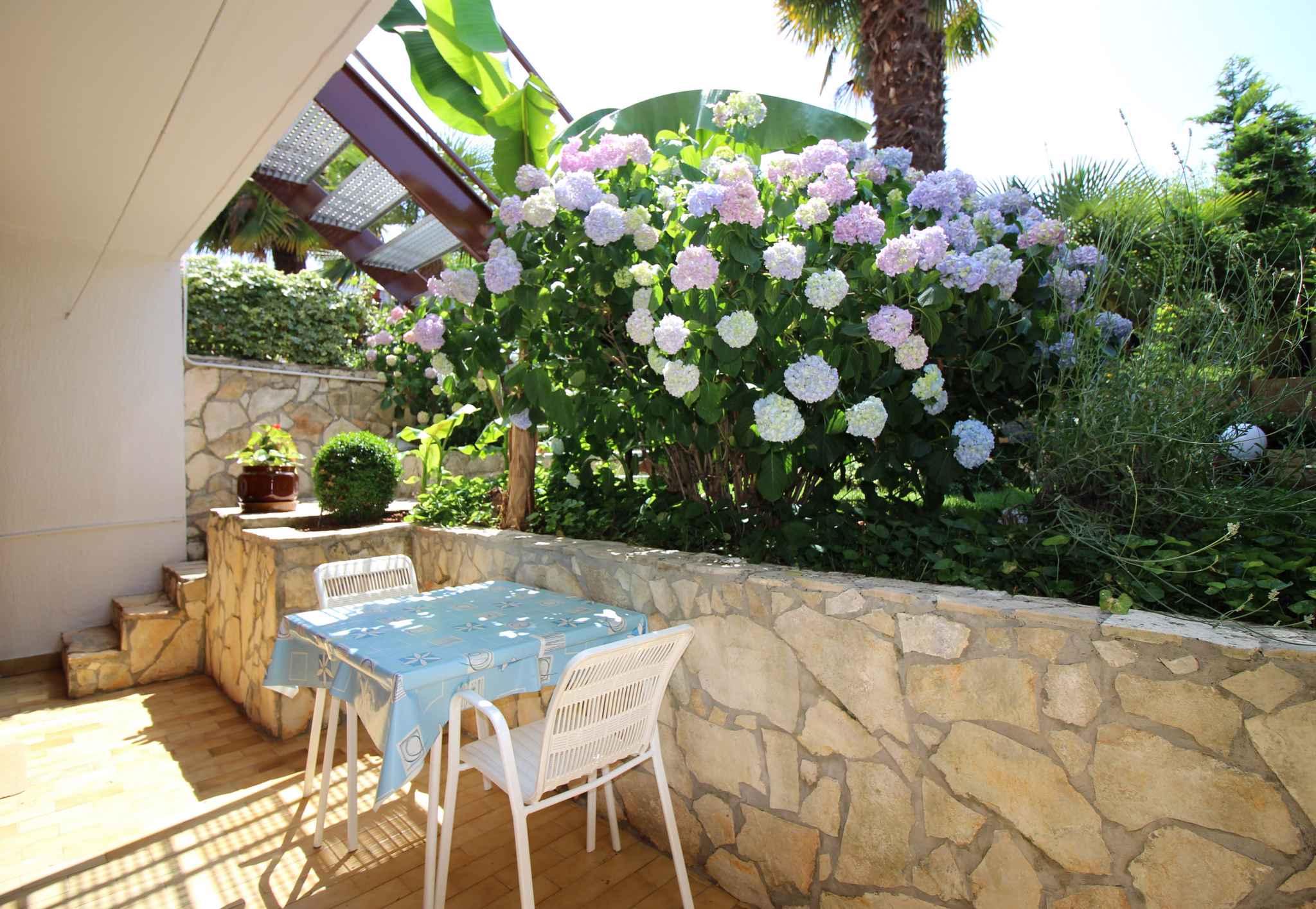 Ferienwohnung mit schöner Terrasse und Garten (280318), Porec, , Istrien, Kroatien, Bild 4